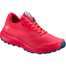 Arc'teryx Norvan LD Shoes Dame dragon fruit/poseidon
